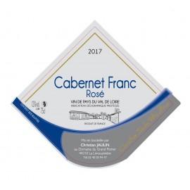 Cabernet Franc rosé VDP