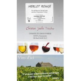 Merlot Rouge
