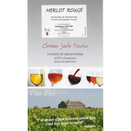 Merlot Rouge 2016