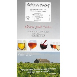 Chardonnay vdp - Bag in box