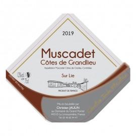 Muscadet Sur Lie Côtes de Grandlieu 2019