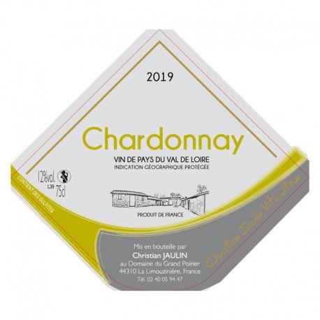 Chardonnay - VDP du Val de Loire