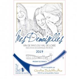 Vin de France Rosé Les Demoiselles 2019